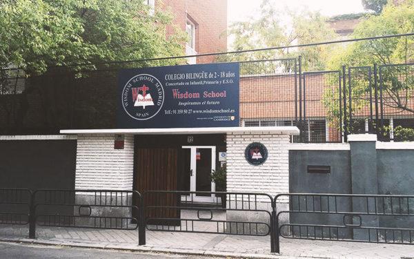 visita wisdom school madrid
